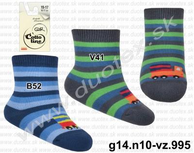 Kojenecké ponožky g14.n10-vz.995