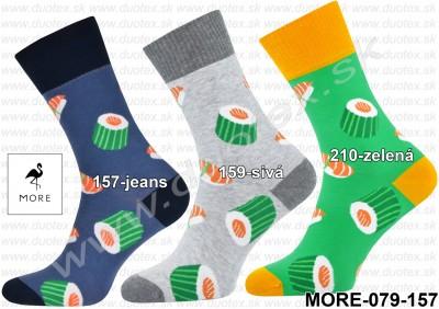 Pánske ponožky More-079-157