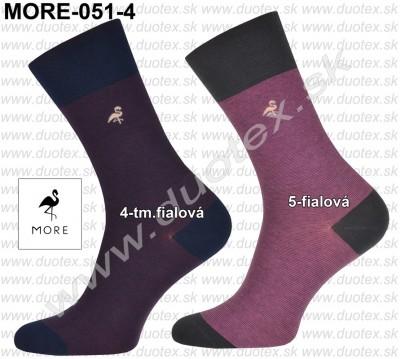 Pánske ponožky More-051-4