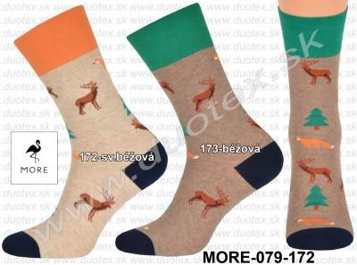Pánske ponožky More-079-172