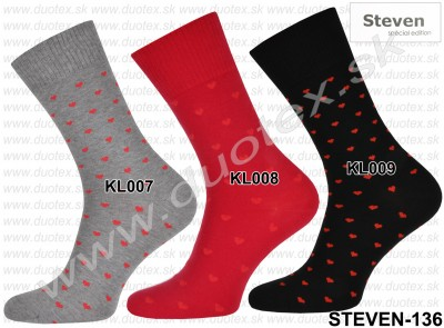 Pánske ponožky Steven-136