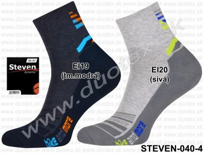 Ponožky Steven-040-4