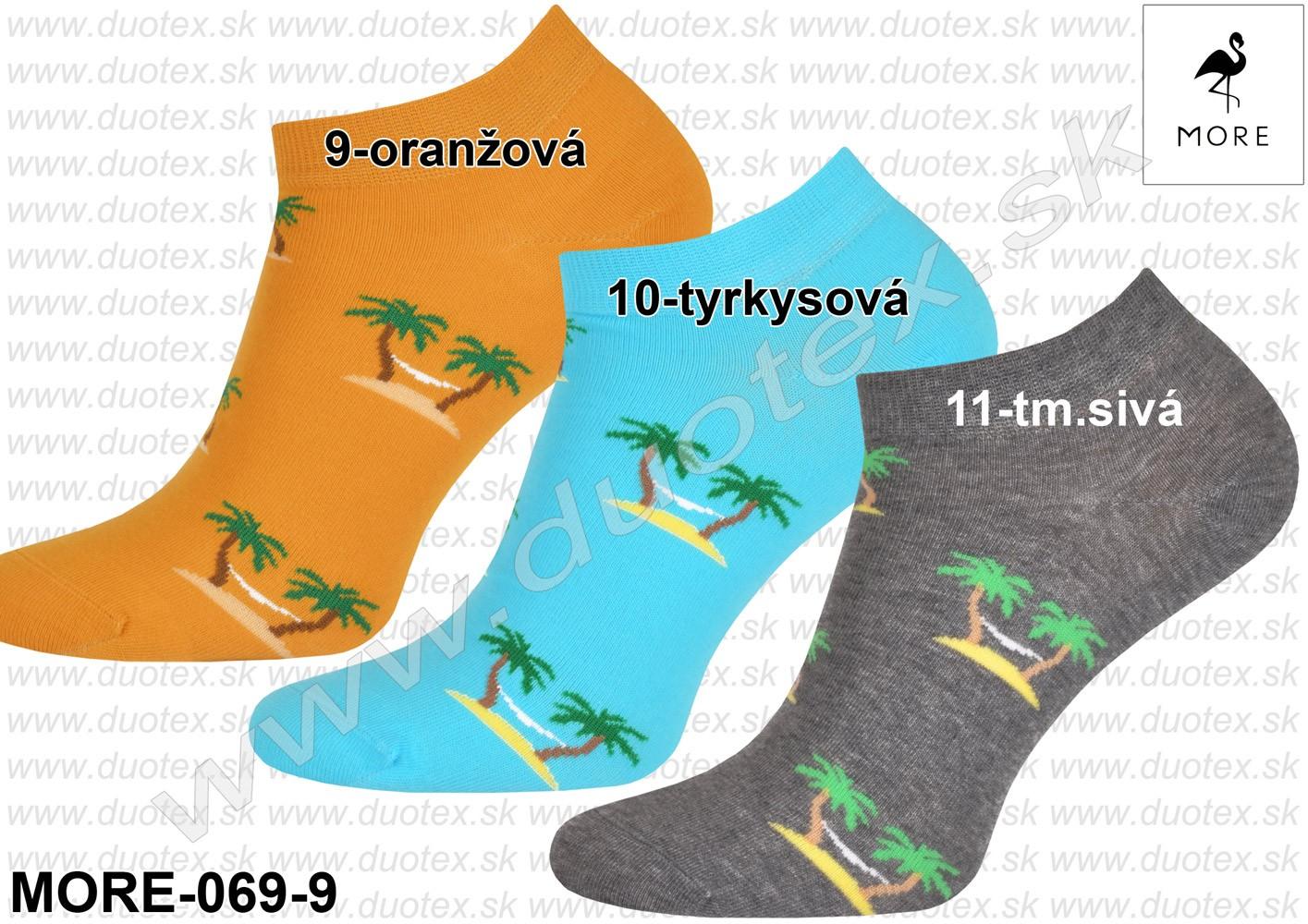 Pánske ponožky More-069-9