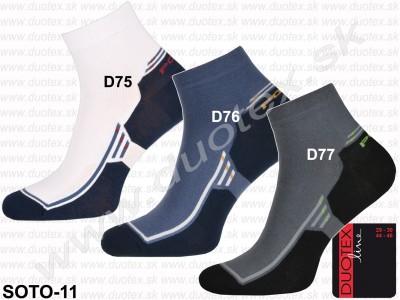 Nízke ponožky Soto-11