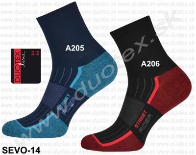 Pánske ponožky Sevo-14