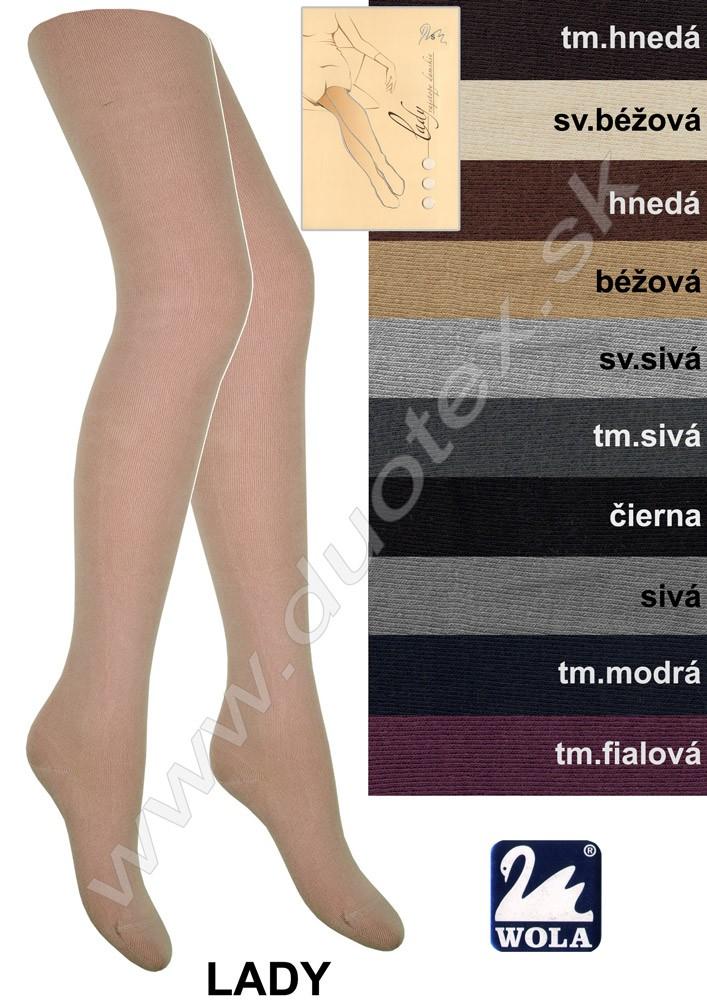 Pančuchové nohavice Lady