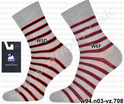 Pánske ponožky w94.n03-vz.708
