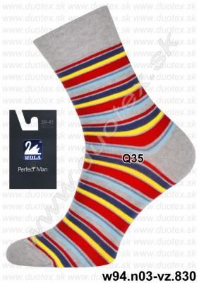 Pánske ponožky w94.n03-vz.830