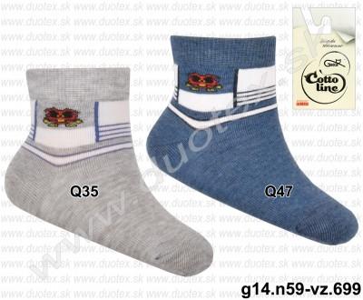 Kojenecké ponožky g14.n59-vz.699