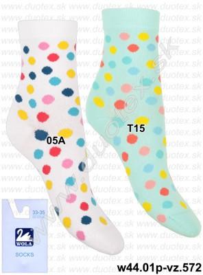 Detské ponožky w44.01p-vz.572