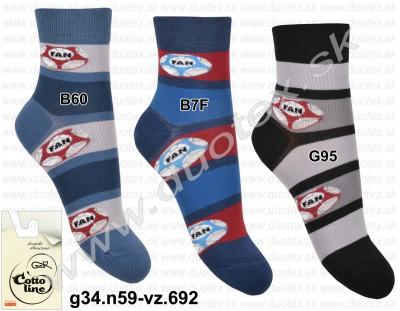 Detské ponožky g34.n59-vz.692