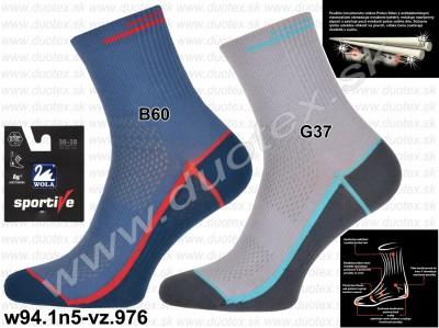 Bavlnené ponožky w94.1n5-vz.976