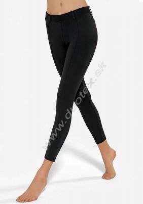 Dámske legíny Spodnie-black