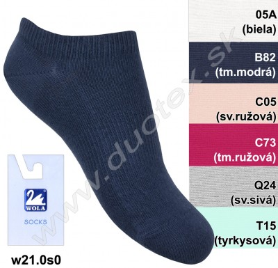 Detské ponožky w21.0s0