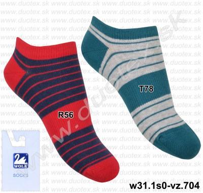 Členkové ponožky w31.1s0-vz.704