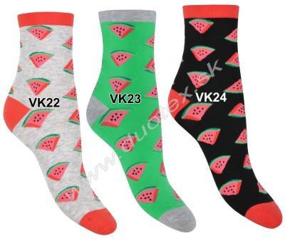 Vzorované ponožky Steven-159-22