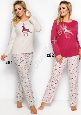 Dámske pyžamo Ala2241