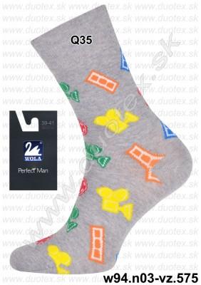 Pánske ponožky w94.n03-vz.575