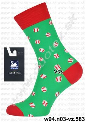 Pánske ponožky w94.n03-vz.583