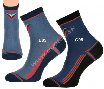 Bavlnené ponožky w94.1n5-vz.972