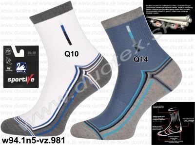 Bavlnené ponožky w94.1n5-vz.981
