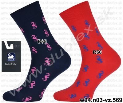 Pánske ponožky w94.n03-vz.569