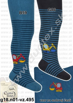 Pančuchové nohavice g18.n01-vz.495