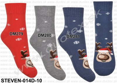 Detské ponožky Steven-014D-10