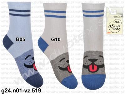 Detské ponožky g24.n01-vz.519