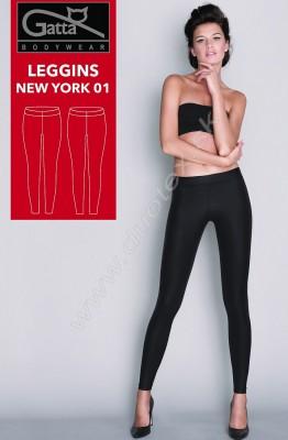 Dámske legíny Leggins-Newyork-01