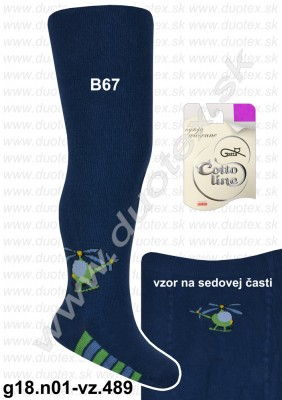 Pančuchové nohavice g18.n01-vz.489