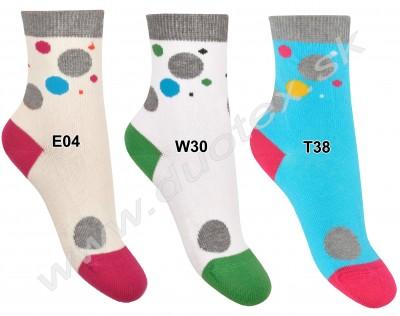 Detské ponožky w24.01p-vz.700