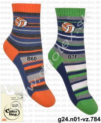 Detské ponožky g24.n01-vz.784