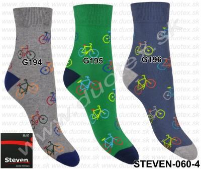 Dámske ponožky Steven-060-4