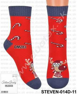 Detské ponožky Steven-014D-11