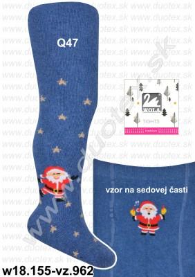 Pančuchové nohavice w18.155-vz.962