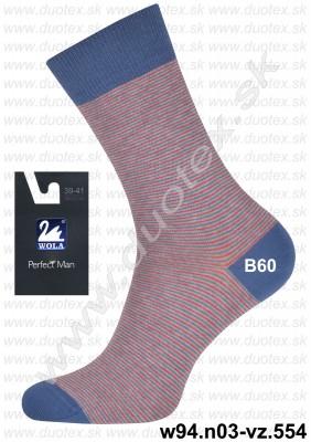 Pánske ponožky w94.n03-vz.554