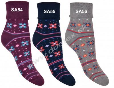 Dámske ponožky Frolema-5