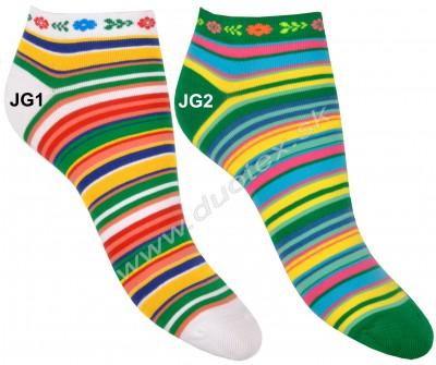 Dámske ponožky Steven-116-1