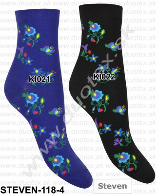 Dámske ponožky Steven-118D-021