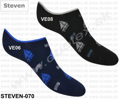 Členkové ponožky Steven-070