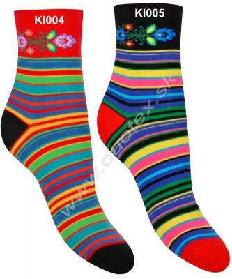 Dámske ponožky Steven-118-1