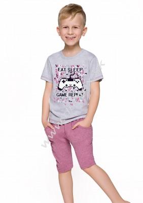 Chlapčenské pyžamo Alan2216-9