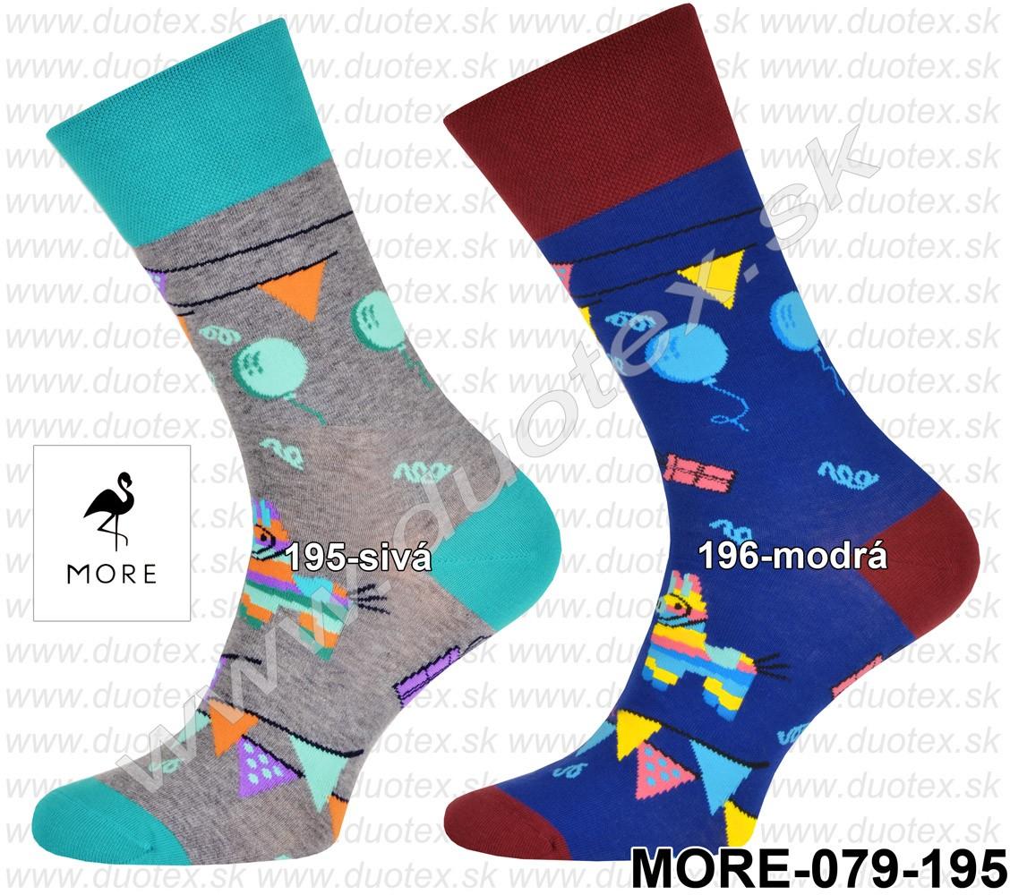 Pánske ponožky More-079-195