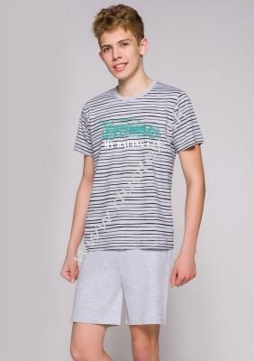 Chlapčenské pyžamo Max344
