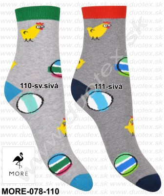 Dámske ponožky More-078-110