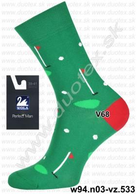Pánske ponožky w94.n03-vz.533