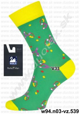 Pánske ponožky w94.n03-vz.539