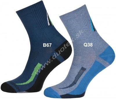 Bavlnené ponožky w94.1n5-vz.967