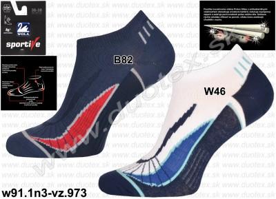 Členkové ponožky w91.1n3-vz.973